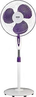 Usha Mist Air Icy 400mm Pedestal Fan (Purple)