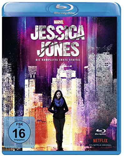 Jessica Jones - Die komplette erste Staffel
