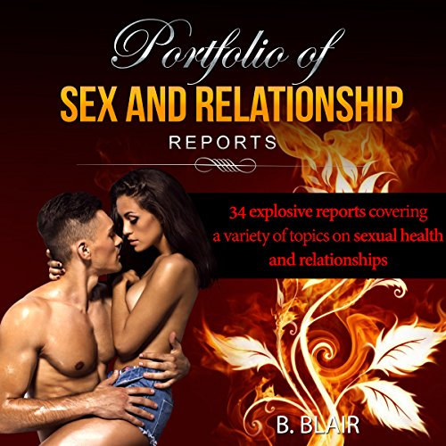 Portfolio of Sex & Relationship Reports audiobook cover art