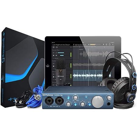 PreSonus DTMセット AudioBox iTwo STUDIO