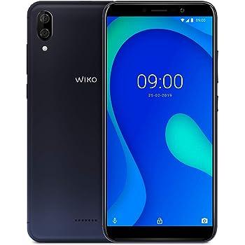 """Wiko Y80 + Carcasa - Smartphone 4G de 5,99"""" (Octa-Core 1,6 GHz, Cámara Dual 13 MP, batería 4000 mAh, 16 GB de ROM, 2 GB de RAM, Android 9, Dual SIM) Azul: Wiko: Amazon.es: Electrónica"""