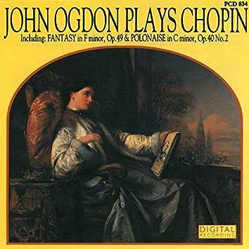 John Ogdon Plays Chopin