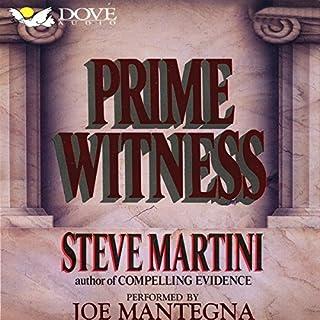 Prime Witness audiobook cover art