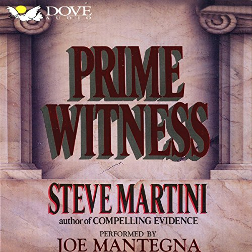 Prime Witness audiobook cover art