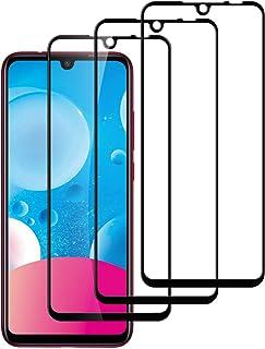 IRROT Protector de Pantalla para Xiaomi Redmi Note 7, [3-Unidades] Cristal Templado para Xiaomi Redmi Note 7, Sin Burbujas, Alta Definicion [9H Dureza, Anti-Arañazos]