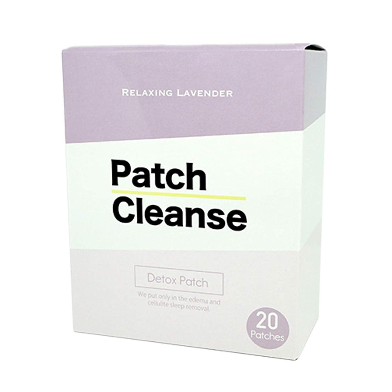 ベル多様性実施するPatch Cleanse パッチクレンズ むくみ デトックス 老廃物 リフレッシュ エステ