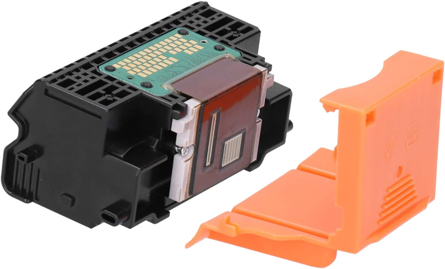 Replaceable Printer Head, Energy Saving Color Print Head, Portable Office for Computer Printers Scanners Parts