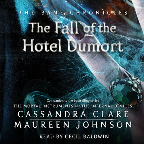 Fall of the Hotel Dumort audiobook cover art