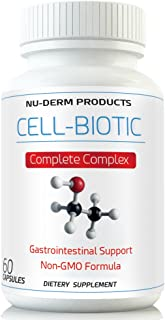 Cell-Biotic Stem Sell Supplements and Anti-Aging Breakthrough uses Advanced Probiotics to Provide Stem Cell Therapy Helping reverse Aging, Improve Memory and Reduce Pain. Stem Cell Support made in the