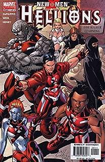 New X-Men: Hellions #1 VF/NM ; Marvel comic book