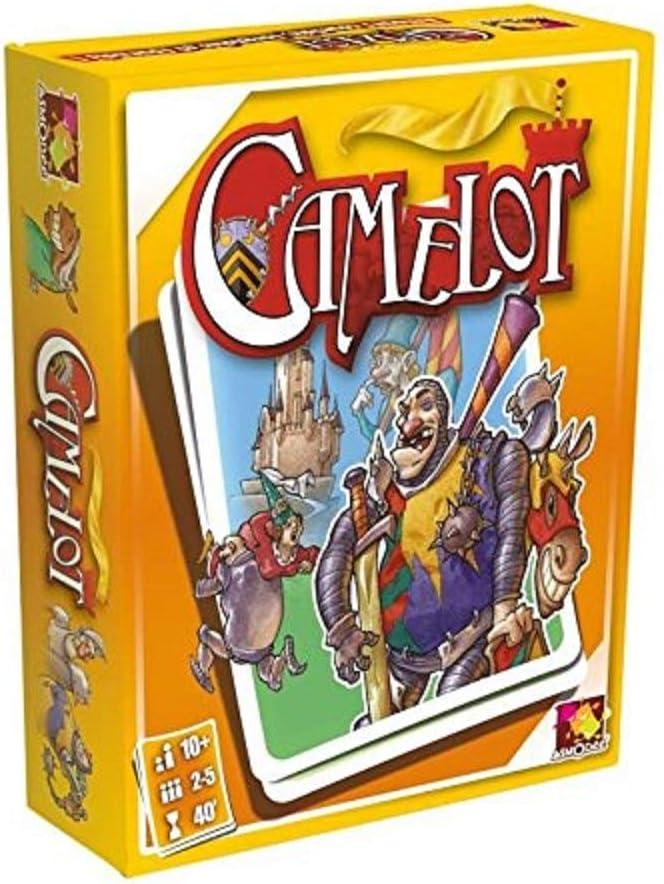Asmodee Camelot Juego de Cartas