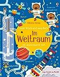 Mein Wisch-und-weg-Buch: Im Weltraum: mit abwischbarem Stift