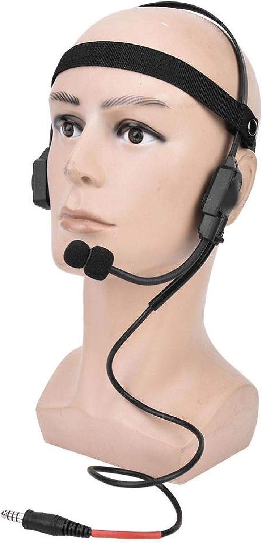 KUIDAMOS Lightweight Bone-Speakers Headset Sturdy Max 25% OFF 69% OFF an Mic