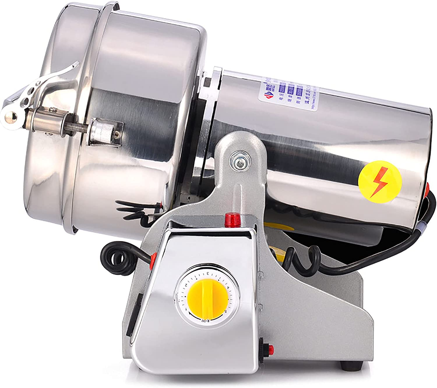 Manufacturer regenerated product 500g Grain Grinder Ranking TOP15 Mill Pulverizer Commercial High-Speed