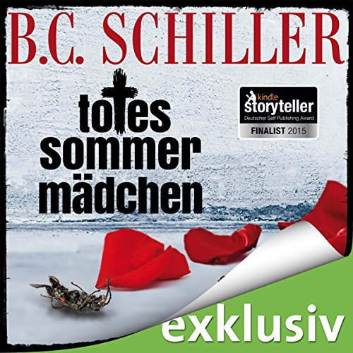 Totes Sommermädchen (Tony Braun 0) audiobook cover art