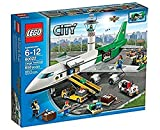 LEGO City - 60022 - Jeu de Construction - Le Terminal de l'aéroport