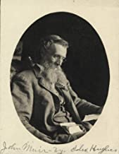 John Muir (1838-1914) Namerican (Scottish-Born) Naturalist Photograph By Edward Hughes C1902 Poster Print by (18 x 24)