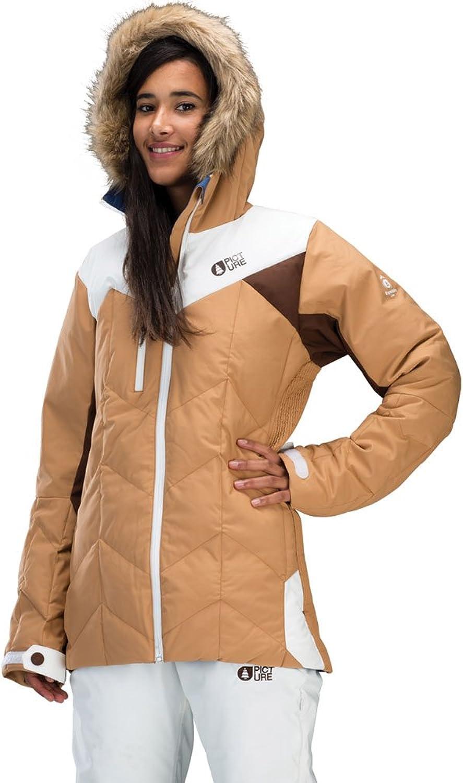 PictureTechnical Jacket Blouson Wmn Fly Beige -