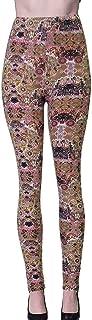 VIV Collection Popular Printed Brushed Buttery Soft Leggings Regular Plus 40+ Designs List 5