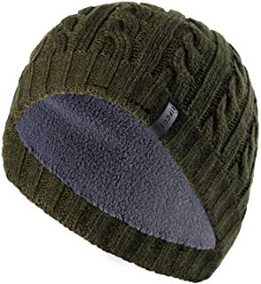 Rip Curl Men's Ledge Beanie, Dark Olive, 1SZ
