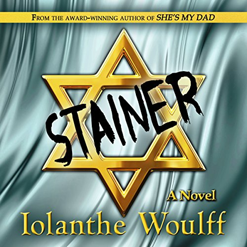 Stainer audiobook cover art