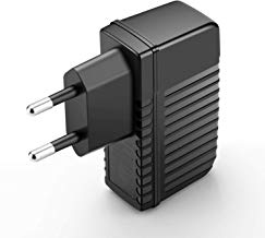 Aukru 5V 2A Cargador de pared USB portátil para Raspberry Pi, Power Bank, iPhone XS/X/ 8 Plus/7 Plus/6s/6s Plus/6/ 5s, iPad, Samsung Galaxy S9/S8/S7/S6/S5, Blackberry, Nexus
