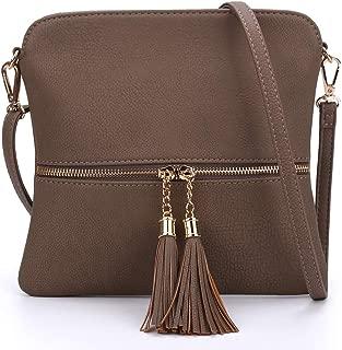 GLADDON Lightweight Crossbody Bags for Women Fashion medium sized Purse