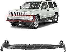 Best 2015 jeep patriot front bumper replacement Reviews