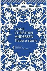 Fiabe e storie (Italian Edition) Kindle Edition