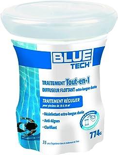 Blue Tech BL501910 Petit Diffuseur Flottant pour Piscine 10-30 m3