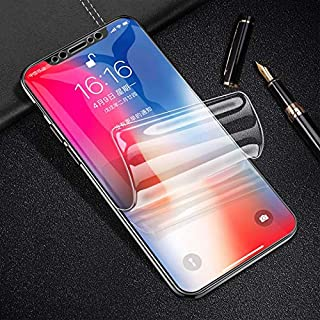 QIANYIXIAN Full Cover Soft Hydrogel Film 3D Screen Protector Film Not Glass,For Samsung Galaxy A8 A6 Plus A3 A5 A7 2016 20...