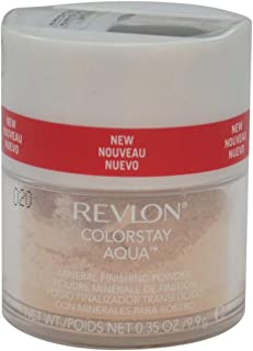 Revlon Colorstay Aquatm Mineral Finishing Powder (Project Mermaid), Translucent Light, 0.35 Ounce