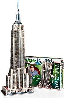 WREBBIT 3D Empire State Building 3D jigsaw puzzle...