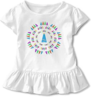 Bacon Egg Alien UFO Baby Boys Toddler Short Sleeve T-Shirts Tees