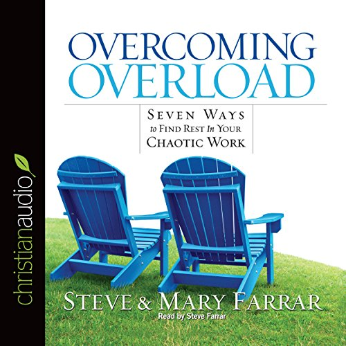 Overcoming Overload audiobook cover art