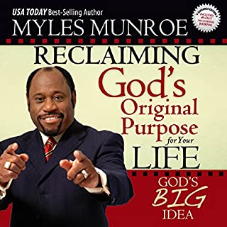 Reclaiming God's Original Purpose for Your Life cover art