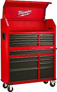 milwaukee 46 inch tool chest combo