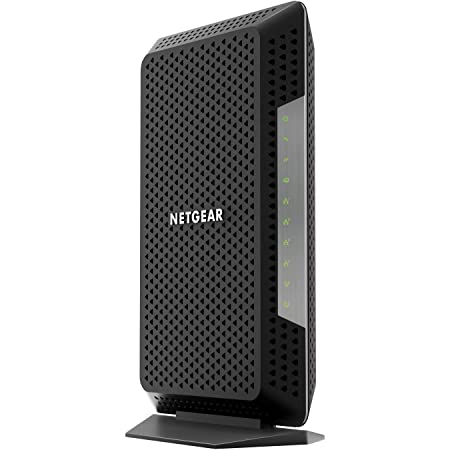 NETGEAR Nighthawk Cable Modem with Voice CM1150V - For Xfinity by Comcast Internet & Voice | Supports Cable Plans Up to 2 Gigabits | 2 Phone lines | 4 x 1G Ethernet ports | DOCSIS 3.1 (Renewed)