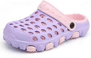 Minotta TS512 Unisex Classic Garden Clogs Shoes Beach Slipper Walking Sandals