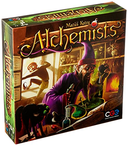 Czech Games Alchemists