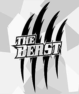 Suchergebnis Auf Für Beast Aufkleber Merchandiseprodukte Auto Motorrad