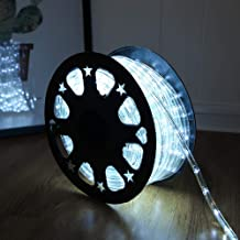 led rope light camping