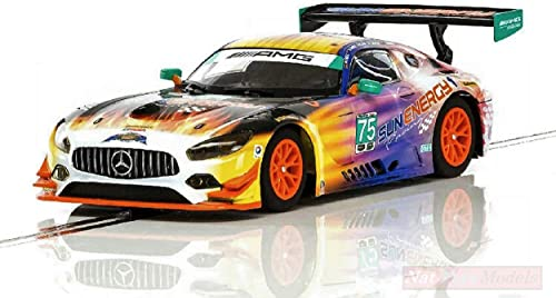 exclusivo NEW SCALEXTRIC C3941 Mercedes AMG GT3 24 H Daytona 2017 2017 2017 1 32 MODELLINO Die Cast  Más asequible