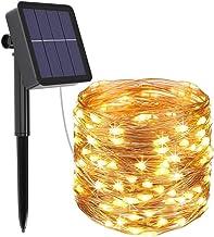 Solarslanglamp LED-verlichting binnen en buiten Kerstverlichting looplichten voor hal, tuin, kerst, bruiloft, feest, terra...