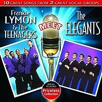 Frankie Lymon & Teenagers Meet the Elegants