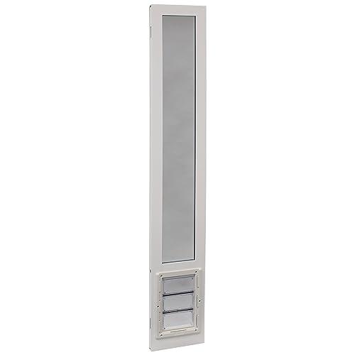 Extra Large Dog Door for Sliding Door: Amazon com