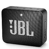 JBL GO2 Waterproof Ultra Portable Bluetooth Speaker - Black