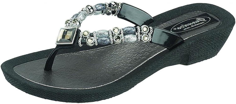 Grandco Women's Moonlight Thong Sandal