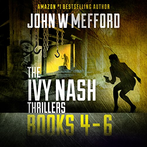 The Ivy Nash Thrillers: Books 4-6: Redemption Thriller Series 10-12 (Redemption Thriller Series Box Set) audiobook cover art