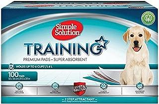 Simple Solution Almohadillas de Entrenamiento de Perro y Cachorro Premium (Pack de 100)